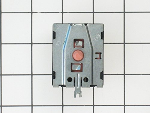 General Electric WE4M407 Heat Selector Switch