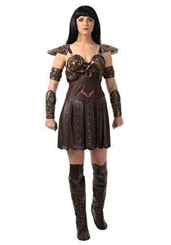 [Fun Costumes Xena Costume 2x] (Plus Size Xena Warrior Princess Costume)
