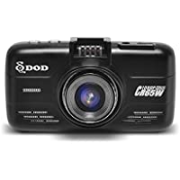 DOD TECH CR Series CR65W Full HD Compact Dashcam with WDR Technology