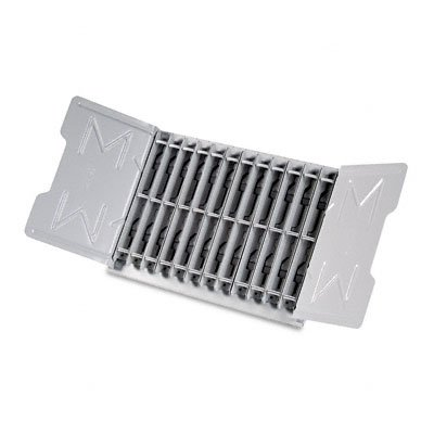 ~:~ MASTER PRODUCTS MFG. CO. ~:~ Catalog Rack Starter Sets, 12in Capacity, 1525w x 8-1/4d