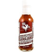 Adoboloco Hot Sauce - 5.6 Ounce Bottle (Hamajang Smoked Ghost Pepper)