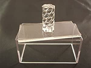 Clear Rigid Rod Handle Single Acrylic Press Spam Musubi Non Stick Sushi Maker