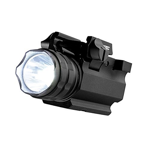 Nebo 6109 iProTec RM190 High-Powered Firearm Light by Nebo