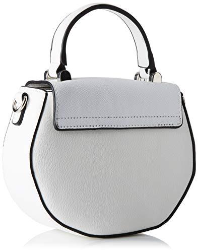 Blanco blanco L 22x22x3 86088 w De Mano Xti Bolso X Mujer Para Cm H 764xqBTWO