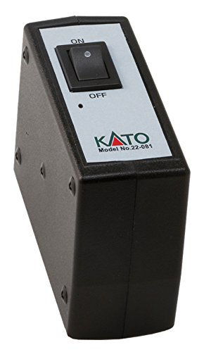 Kato N Gauge Anywhere Power Supply Connector 22-081Railway Model Supplies