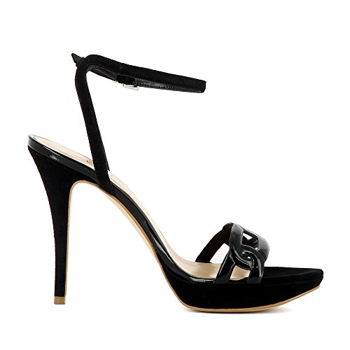 Evita Shoes Cuirs Femme Noir Sandales 2 Valeria cUWzTqc0