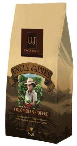 Uncle Jaime's Colombian Coffee Whole Bean Speciality Coffee