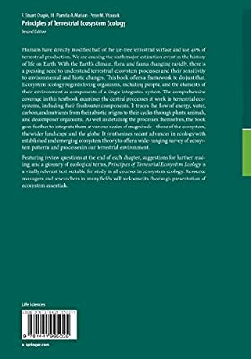 Principles of Terrestrial Ecosystem Ecology