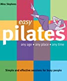 Pilates, Mina Stephens, 1859062687