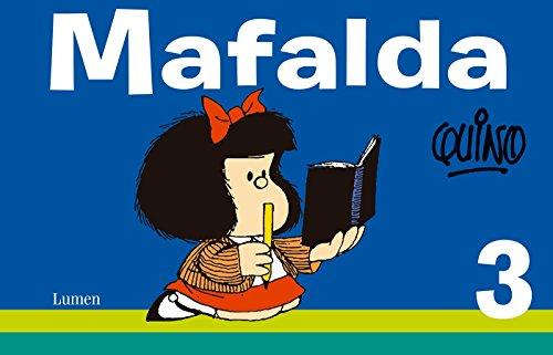 Mafalda 3 (Spanish Edition) [QUINO] (Tapa Blanda)