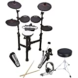 Carlsbro CSD130 Electronic Digital Drum Kit With Upgrade Pack