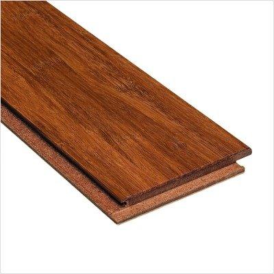 3-3/4'' Engineered Woven Bamboo Flooring in Toast