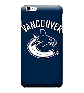 NHL-Vancouver Canucks Skin Tough Phone Case Covers,Stylish Protective Covers Compatible For iphone 6(4.7)