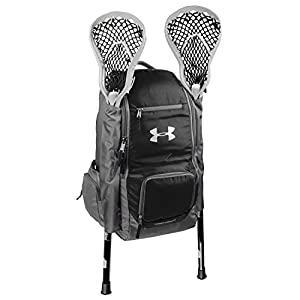 Under Armour Men's LAX Lacrosse Backpack Bag Black Size One Size 19