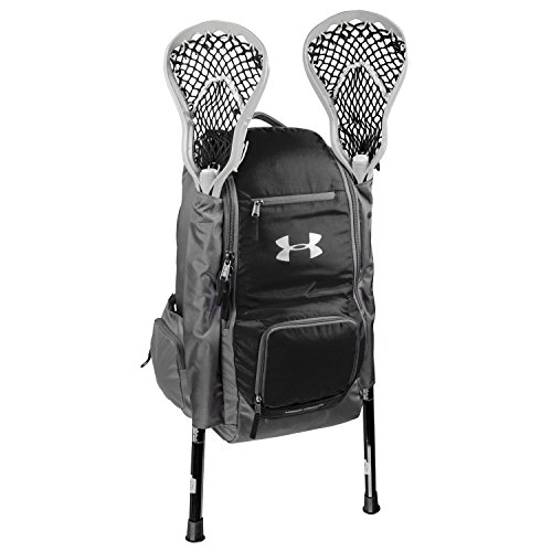 Under Armour Men's LAX Lacrosse Backpack Bag Black Size One Size – DiZiSports Store