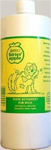 Grannicks Bitter Apple Dog Chew Deterrent,...
