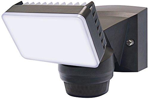 LM1801-BZ LED Motion Security Light with 1500 lumens 180 Motion Sensor Bronze