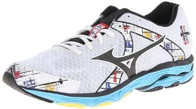 Mizuno Women's Wave Inspire 10 Running Shoe,White,6 B US
