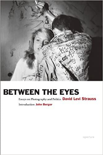 Book Between the Eyes: Essays on Photography and Politics by David Levi Strauss (2012-07-02)