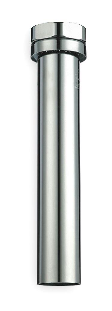 Chrome Plated 2 x 22.2 x 2.9 Plastic Sloan Valve Company V500AA-1-1//2 x 21-1//2 Sloan V-500-Aa Vacuum Breaker 1-1//2 x 21-1//2