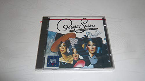 From the Pointer Sisters with -