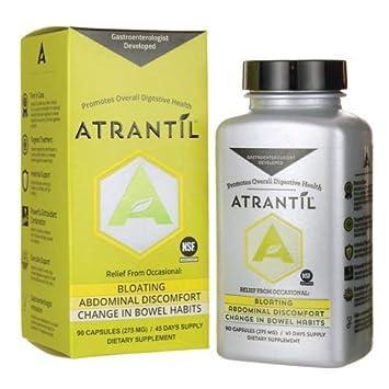 Atrantil - Complemento alimenticio (275 mg - 60 cápsulas - suministro para 30 días): Amazon.es: Salud y cuidado personal