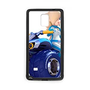 Samsung Galaxy Note 4 Cell Phone Case Black Mario Kart 8 BNY_6800269