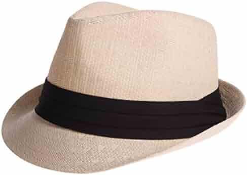8e6ddad6a38 Shopping 3 Stars & Up - Fedoras - Hats & Caps - Accessories - Men ...