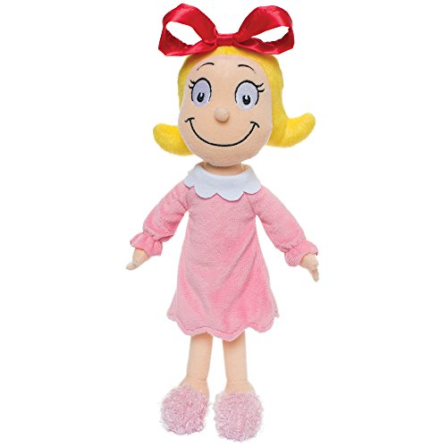 Dr Seuss Costumes For Babies (Manhattan Toy Dr. Seuss Cindy Lou Who 15