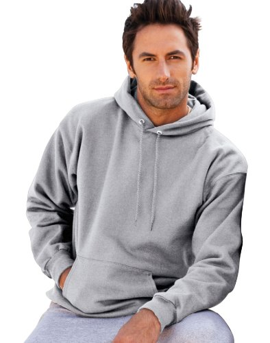 (Hanes Mens Ultimate Cotton® Heavyweight Pullover Hoodie)