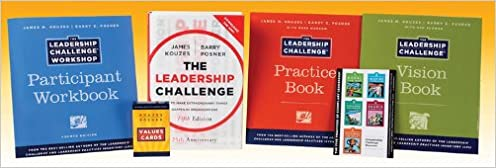 Book The Leadership Challenge Workshop, 4th Edition Revised Participant Set with TLC5