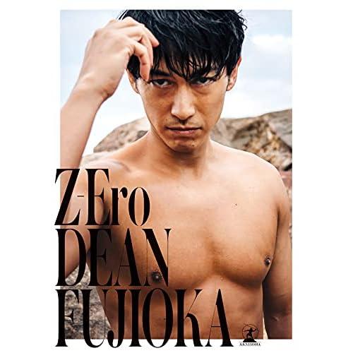 DEAN FUJIOKA Z-Ero 表紙画像