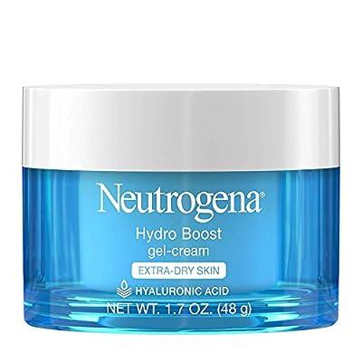 Neutrogena Hydro Boost Hyaluronic Acid Hydrating Face Moisturizer Gel-Cream to Hydrate and Smooth Extra-Dry Skin, 1.7 oz from Neutrogena
