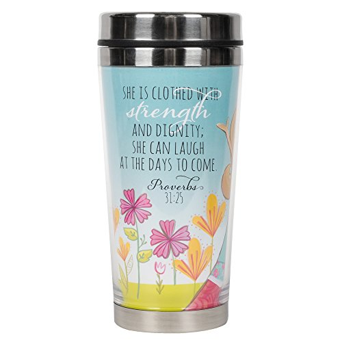 Proverbs Sketch Stainless Insulated Travel product image