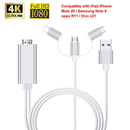 Duales 2in1 Stecker Für Android Und Ios Lightning Und Micro Usb Ladegerät Silber Pleasant In After-Taste Cell Phones & Accessories Cell Phones & Accessories