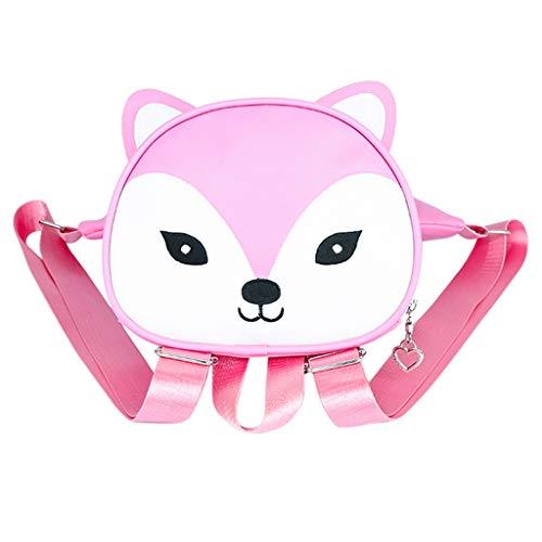 CCFAMILY Fashion Children Outdoor Cartoon Student Shoulder Bag Messenger Bag Backpack ()