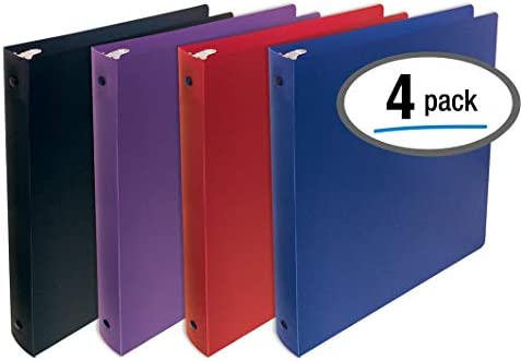 Better Office Products Binder Pack Red product image