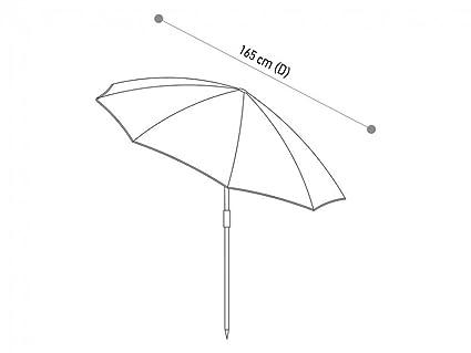 Terra Nation  Rua Kiri Unisex Outdoor Umbrella