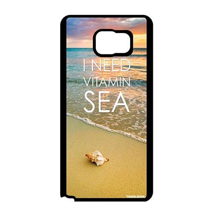 Cute I Need Vitamin Sea Samsung Galaxy Note 9 Hard Back Case Cover for Boys