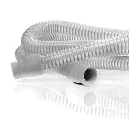Hose Tubing - 6 Standard Tubing, Grey - 22 mm Cuffs