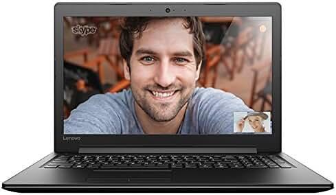 Lenovo 15.6 inch Premium HD Laptop, Latest Intel Core i7-7500U 2.7 GHz, 12 GB DDR4 RAM, 1 TB HDD, SuperMulti DVD, VGA, HDMI, Bluetooth, 802.11ac, HD Webcam, Windows10-Black