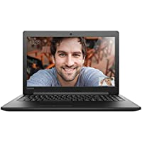 Lenovo 15.6 inch HD Laptop, Latest Intel Core i7-7500U 2.7 GHz, 12 GB DDR4 RAM, 1 TB HDD, SuperMulti DVD, VGA, HDMI, Bluetooth, 802.11ac, HD Webcam, Windows10-Black