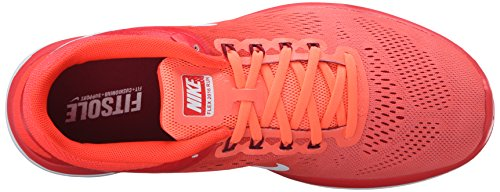 Training TR Season Lady Nike Mango Shoes Cross In Bright Crimson White Bright Fitness aAqwR