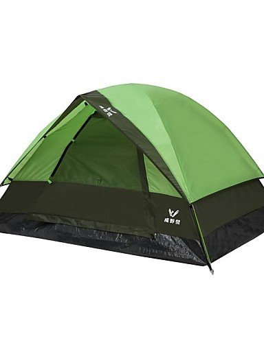 ZQ Two Person Double-deck Tent