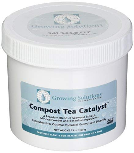 (Growing Solutions GSICAT15 Catalyst, 15 oz )