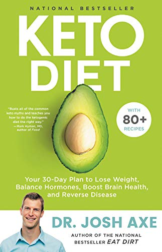 keto diet book josh axe an promo