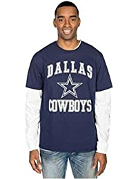 Dallas Cowboys Men's Beacon Combo Multi T-Shirt