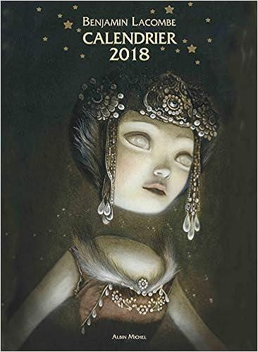 Calendrier 2018 (A.M. DIVERS): Amazon.es: Benjamin Lacombe ...