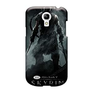 Perfect Hard Phone Case For Samsung Galaxy S4 Mini (oPz1085trKP) Unique Design HD Skyrim Pattern