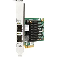 HPE 788995-B21 557SFP+ Network Adapter PCI Express 3.0 X8 10 Gigabit Ethernet for ProLiant DL20 Gen9, Entry